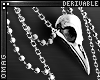 0 | Skull Necklace Drv