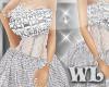 Wl~ ShugaPuss Gown