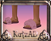 AD! Jasmine pink slipper
