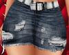Blue Denim Skirt RL