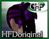 HFD G.Y. Goth Purplerave
