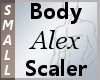 Body Scale Alex S