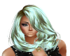 Hair Green Mint  Lizzy 2