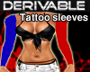 (x)Arm Tattoos Deriv