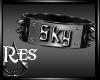 Sky Right Armband-F