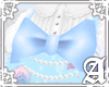 Pearl Dream Bow~ Blue