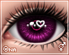 ! Pink Sparkly Eyes F/M
