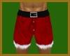 Men Santa Boxer