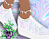 *B Holo Sneaks w/ Jewels