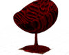 Red Love Chair v.4