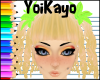 YK| Butter + Green Lily
