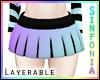 Lay Pastel Goth Skirt