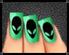 Alien Nails
