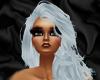 Morgana Soft Blue Hair