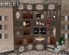 ♔K Luxe Corner Shelves