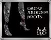 Drow Armour Boots