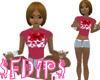$FDIP$ Hearts Tee