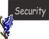 Security Locator Sign