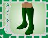 Terra Green Boots