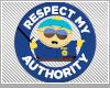 respect my authority