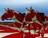 Valentines horses