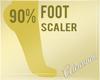 ADR# Foot Scaler 90%