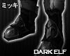 ! Dark Elf Armour Boots