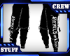 Rebels OL Chain Pants BG