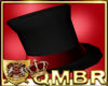 QMBR Legba Top Hat Red