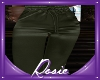 Fashion Olive Pants Rl