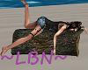 ~LBN~ Slouch on log