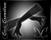 Lace Fashion Gloves L*