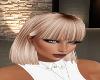 Ash Blonde Blunt
