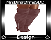 DD! Boots f/ Short Dress