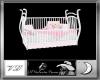 Baby Girl White Crib