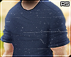 Blue Casual Roll Shirt