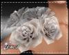 D- Floral Corsage
