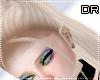 Sasha $ Velour Platinum