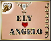 """""""S"""" ELY & ANGELO 4 HIM"""