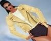 Pale Yellow Jacket