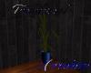 (T)Plant Blue Vase 2