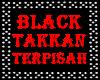 TAKKAN TERPISAH-BLACK