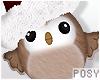 Po| Xmas Owl M