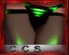 (CCS) PVC Leggings Toxic