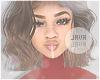 J | Mildred brunette