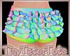 T. Baby Ruffle Shorts