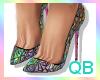 Q~Run Matching Shoe