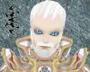 ASM silver white hair
