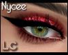 LC Nycee Flirty Ruby Red