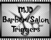 MJD Barber/Salon Sounds